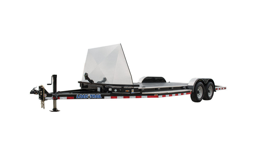 "Sure-Trac 83"" X 20' Tandem Axle Sport Hauler (CZ10)"