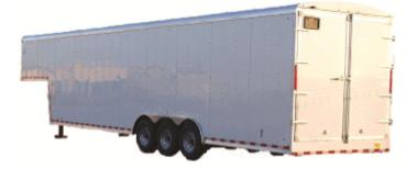 Cargo Express CSADG8.5X40RE4RD / CSADF8.5X40RE4RD