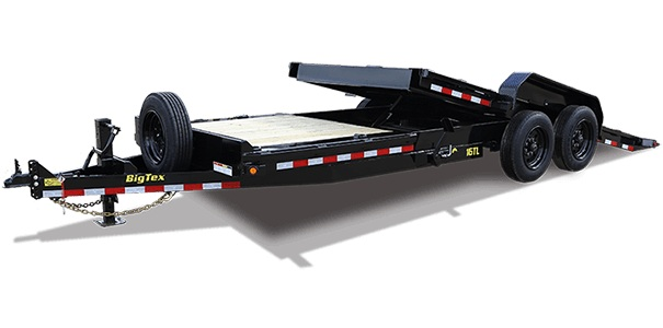 Big Tex Trailers 16TL