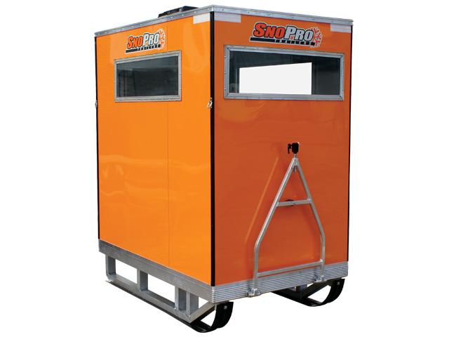Cargo Pro 4x6 Ice Shack