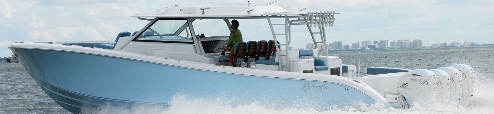Yellowfin 54 OFFSHORE