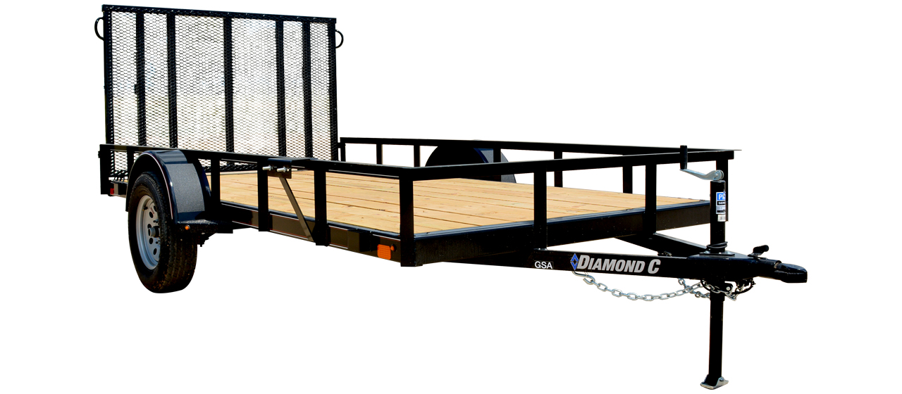Diamond C Trailers GSA
