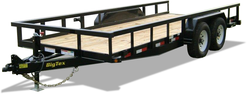 Big Tex Trailers 14PI-20