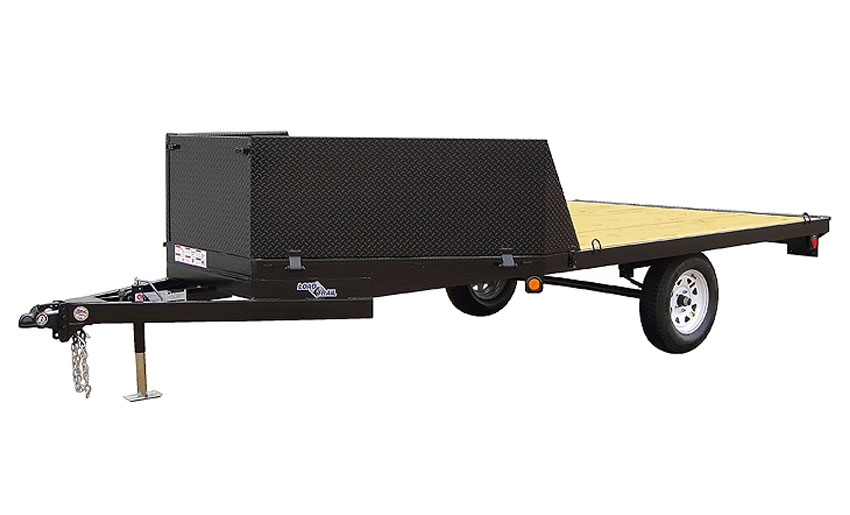 "2014 Load Trail 96"" X 14' Deck Over ATV Trailer"