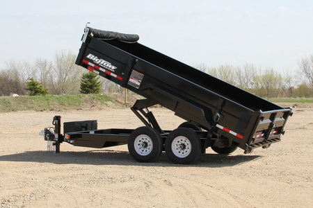 Big Tow Trailers B-7HD