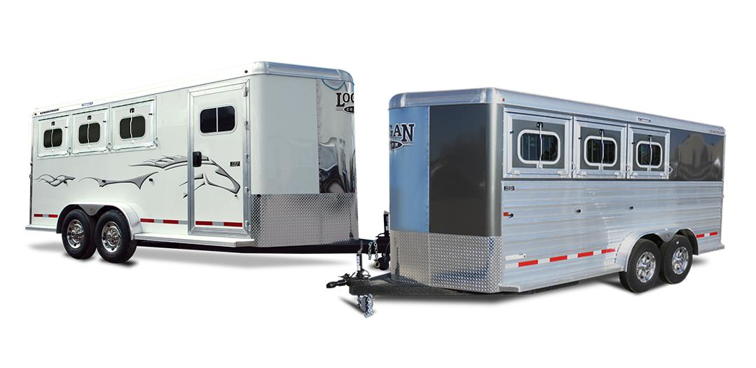 Logan Coach XT & XTR 2-Horse BP