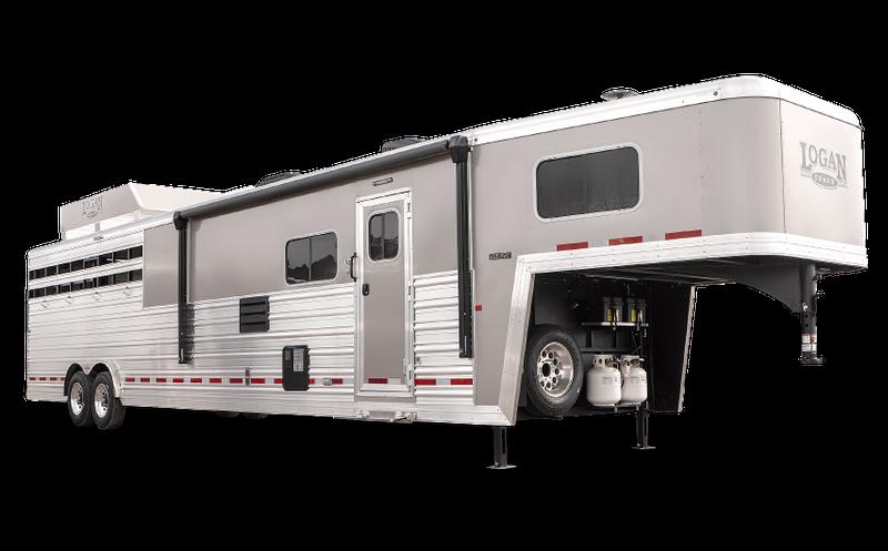 Logan Coach 812 Select 4H w/ Full Rear Tack