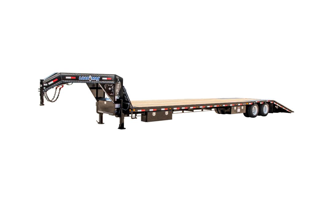 Load Trail GL30 Low-Pro 102 x 36 (3 x 12K axle)