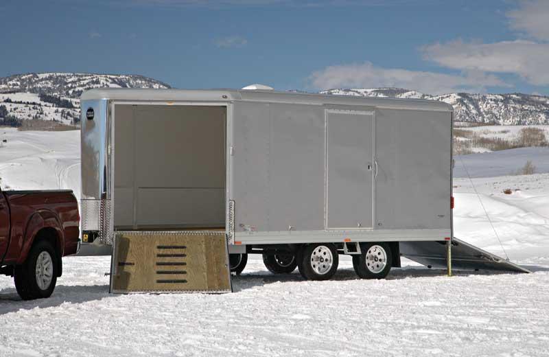Wells Cargo FW151-V