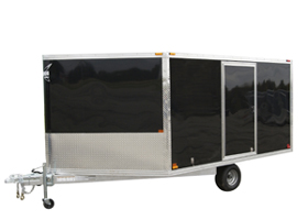 Mission MES 101X14 (5.5 Height) Tandem Axle
