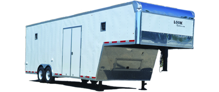 Look Trailers LSRGG8.5X48RE4FB
