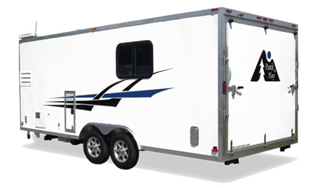 Mission P&P 7X30 Park & Play Toy Hauler