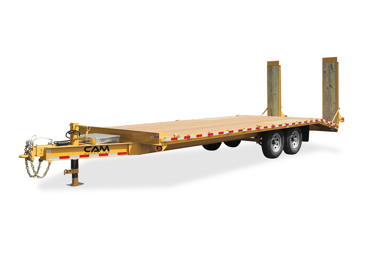 2021 Cam Superline 7 Ton Standard Duty Deckover Trailer 8.5