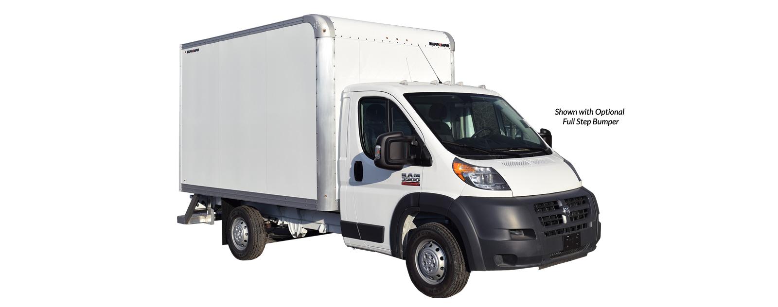F3 Manufacturing DuraLite Series Van Bodies