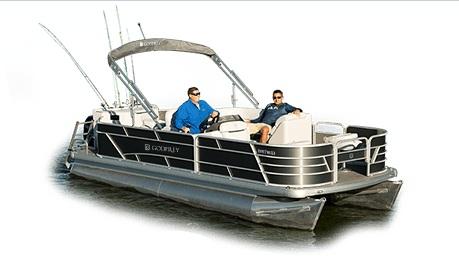 Godfrey Pontoon Boats SW 2286 F