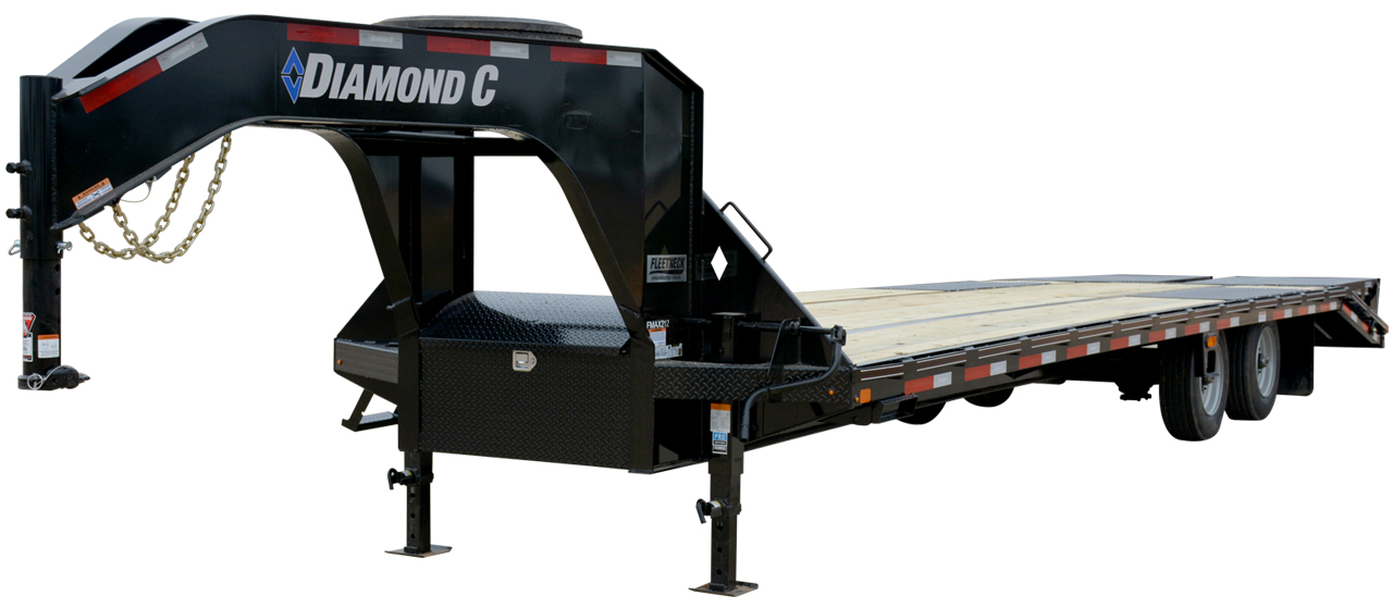 Diamond C Trailers FMAX212SS