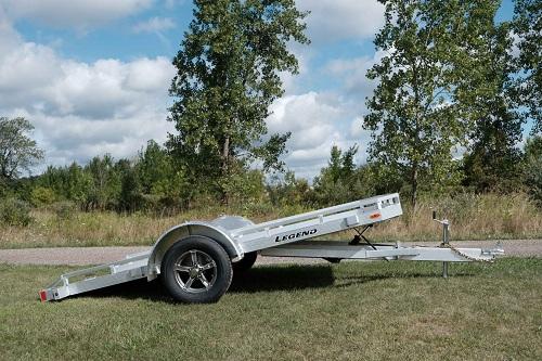 Legend Trailers 7X14 Tilt Utility Aluminum