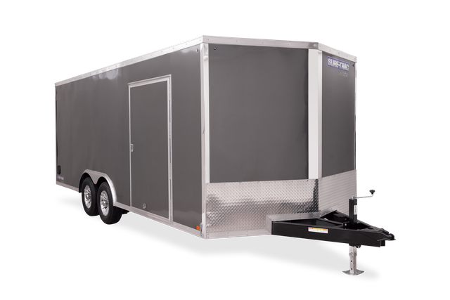 2021 Sure-Trac 8.5x28 Pro Series Enclosed Car Hauler
