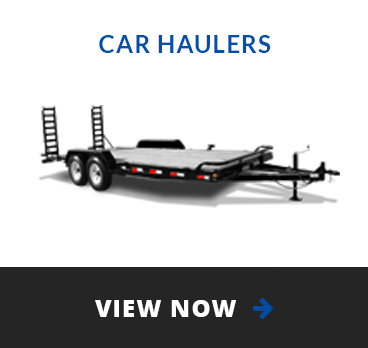 Car and Racing Trailers for Sale