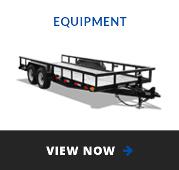 Equipment Trailers for Sale