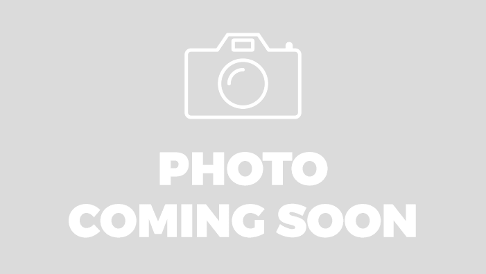 2021 H&H Charcoal 6x12 Single Axle Flat Top V-Nose Enclosed Cargo Trailer