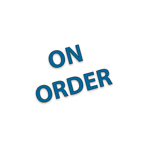 7x14 Enclosed Cargo Trailer Indigo Blue **Side X Side** Pitch Black Package **