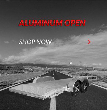 H&H Aluminum Open Trailers For Sale