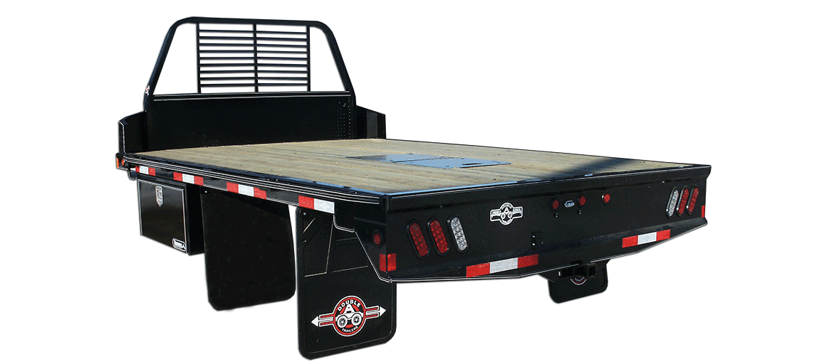 Truck Bed Trailers