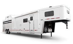 Living Quarter Horse Trailers for sale in Montpelier, ID