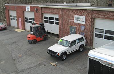Car Repair and Service at Gilver's Trailer Sales