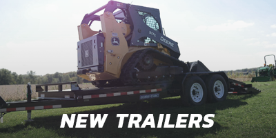 New Trailers for Sale in Monticello, IN