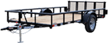 Utility Trailers for sale in Beasley, TX