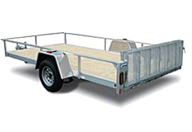 Utility trailers for sale in Bourget, ON
