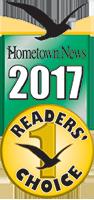 Reader's Choice Hometown News 2017