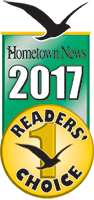 Reader's Choice Hometown News 2017