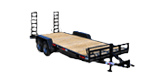 Buy Equipment Trailers at On-The-Road Trailers