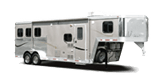 Horse Trailers at On-The-Road Trailers