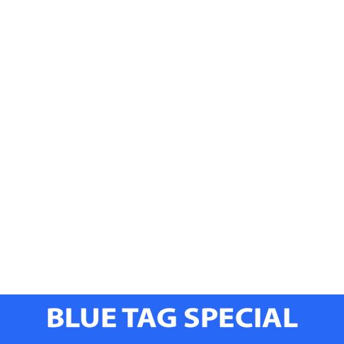 2020 Bison Trailers Trail Boss 7411TB 11' L.Q. 4 Horse Slant Load Trailer 11 FT LQ