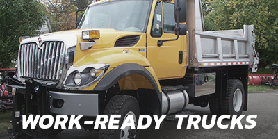 Work-Ready Trucks For Sale in Pittsburgh, PA