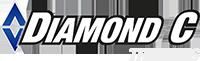 Diamond C Trailers Logo