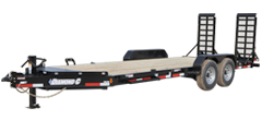 Equipment Trailers for sale in California