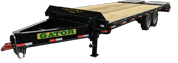 Deck-Over trailers for sale in Bicknell, IN