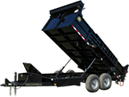 Dump trailers for sale in Bicknell, IN