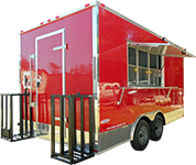 Concession Trailers for sale in Lancaster, TX and Tyler, TX