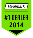 Largest Haulmark Trailer Dealer