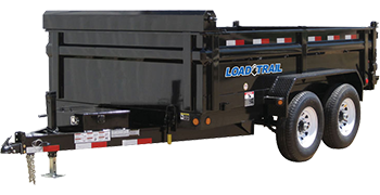 Buy Dump Trailers at All Parts Trailer Sales