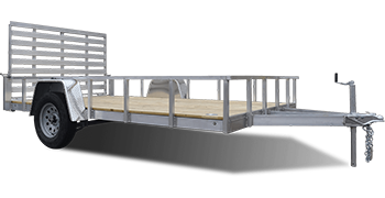 Buy Utility & Flatbed Trailers at All Parts Trailer Sales