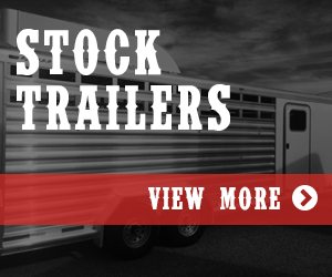 Stock Trailers from Wild West Trailer Sales