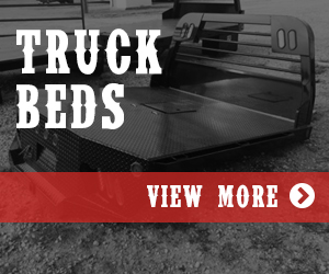 Truck Beds from Wild West Trailer Sales