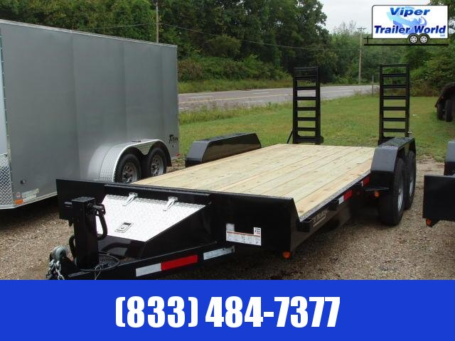 2021 Rice Trailers 14K Magnum Equipment Trailers Equipment Trailer
